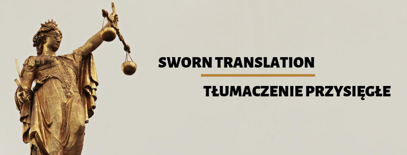 Answering TOP 5 questions about sworn translation