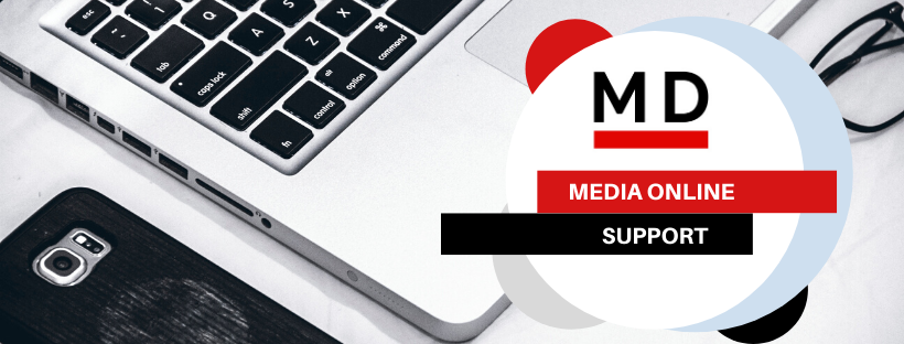 MD Online supports your media