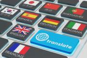 Sworn translation vs. standard translation