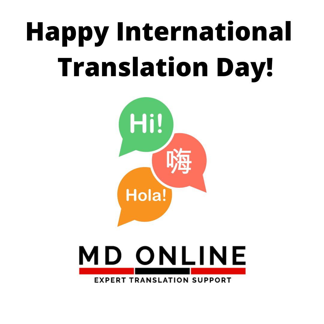 International Translators Day